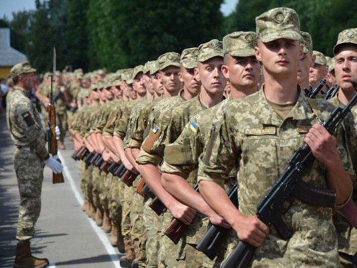 Військова служба / Фото ілюстративне