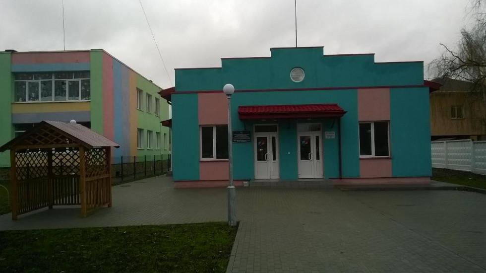 Амбулаторія в Ковелі