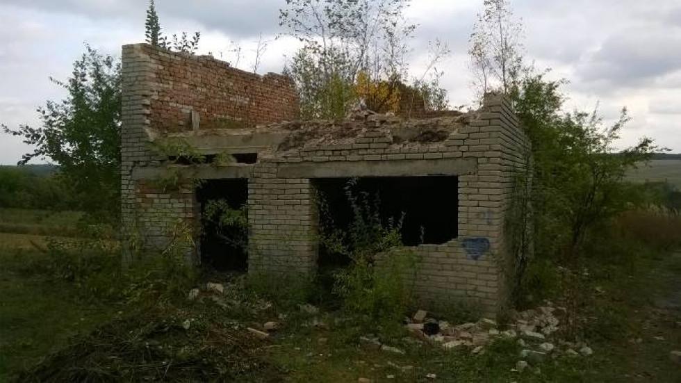 Амбулаторія в Лобачівці