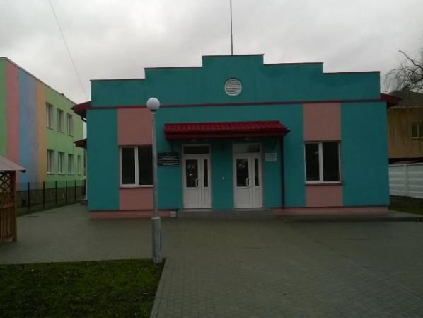Амбулаторія у Ковелі