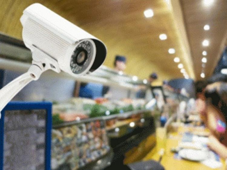 Камера спостереження / Фото ілюстративне