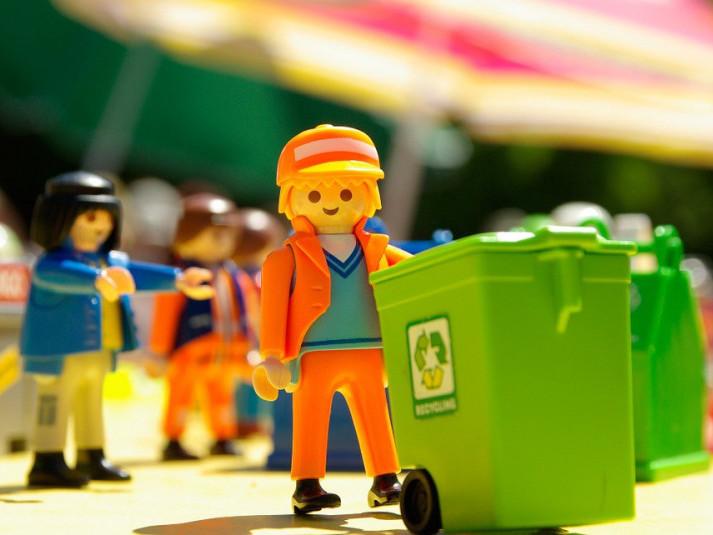 Вивіз сміття / Фото ілюстративне