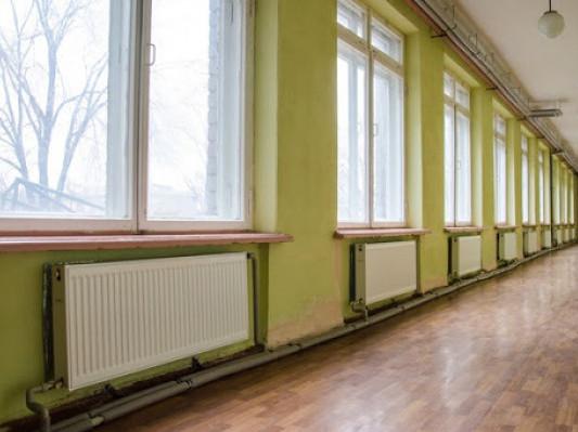 У школі хочуть удосконалити систему опалення. Фото ілюстративне.