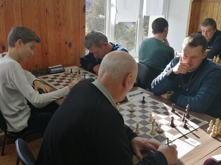 Відбувся чемпіонат Ковеля з класичних шахів
