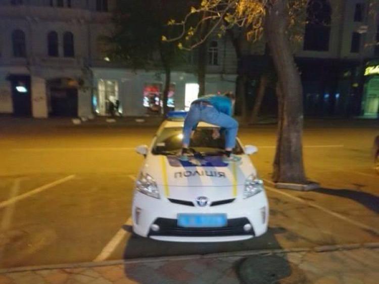 Поліцейське авто / Фото ілюстративне