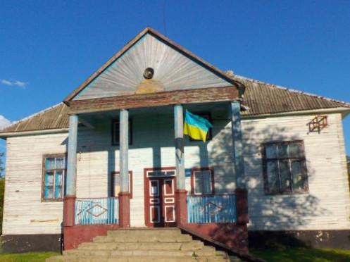 Будинок культури у Поворську