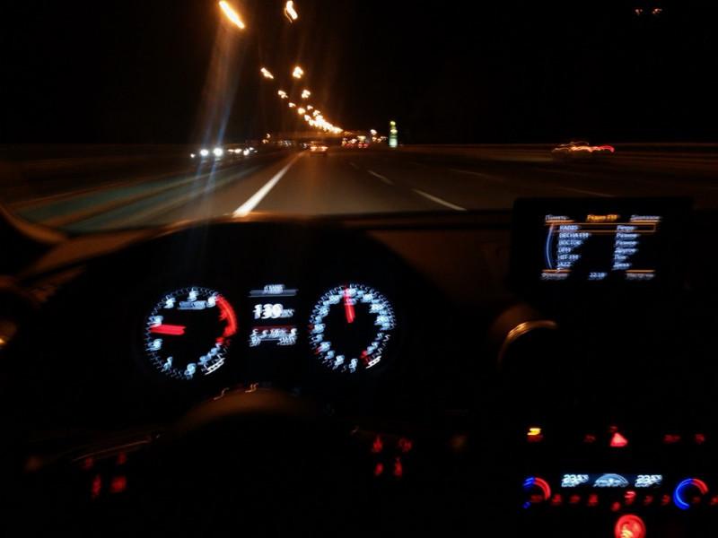 Авто вночі / Фото ілюстративне