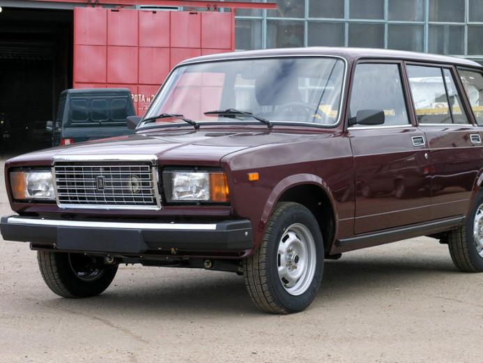 Автомобіль «ВАЗ 2104». Фото ілюстративне