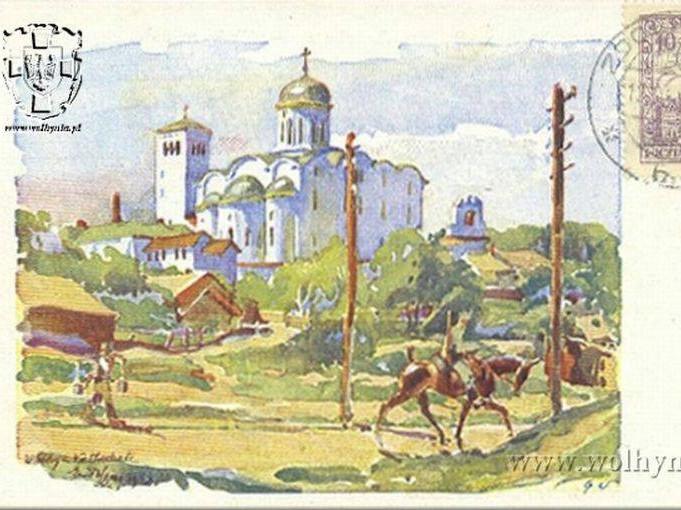 Місто Володимир-Волинський в роки Першої світової війни