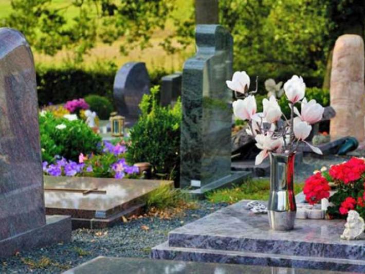 Кладовище. Фото ілюстративне