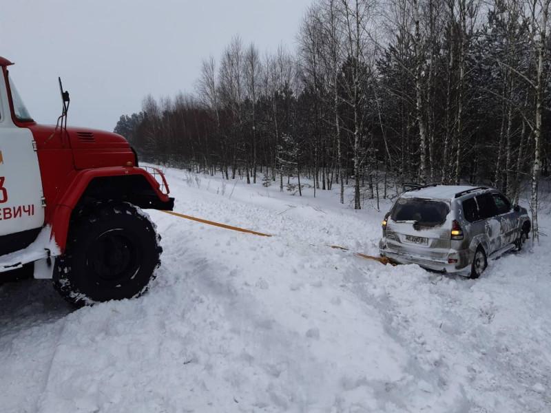 Авто в кюветі / Фото ілюстративне