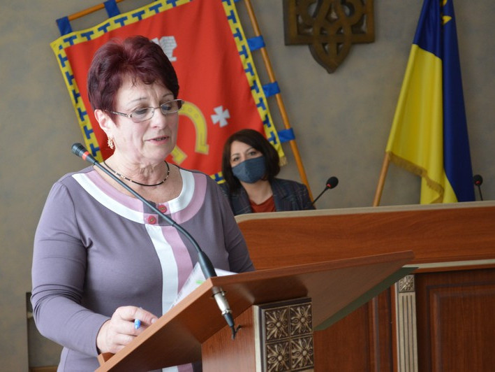 Галина Сидорук