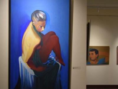 МСУМК запрошує на фінісаж виставкового проєкту «ПОРТРЕТАЦІЯ»Бориса Фірцака