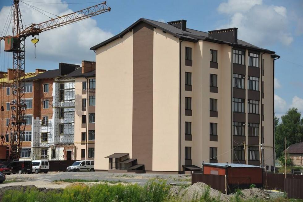 Фото з будівництва станом на 4 серпня