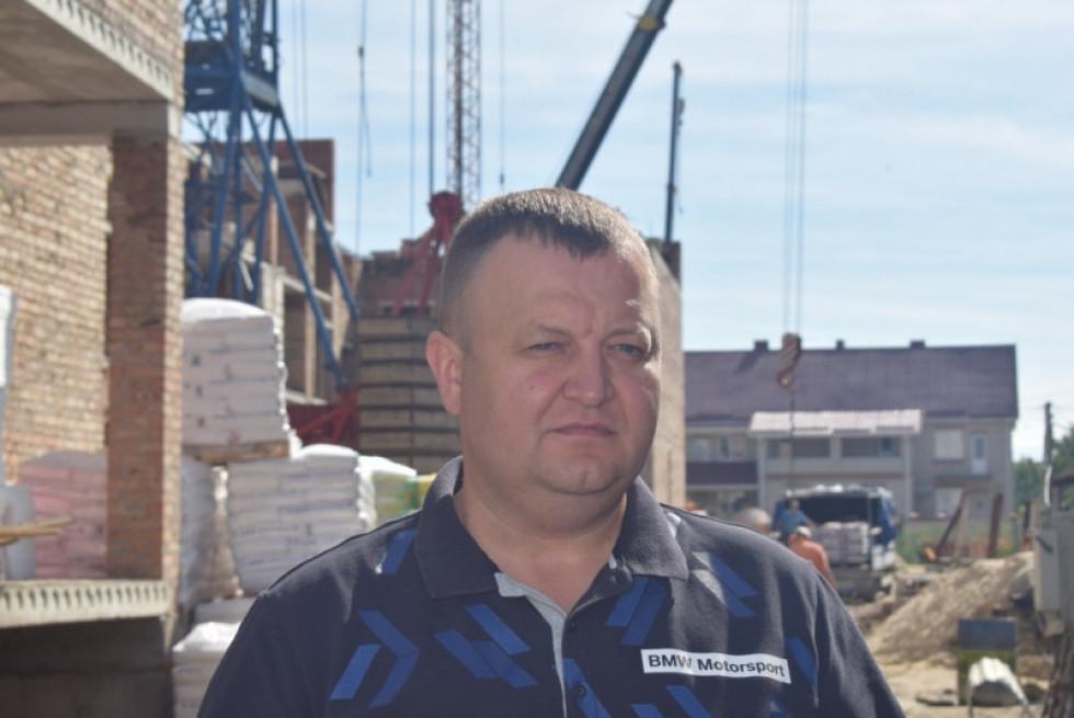 Директор «БОШ-Тепло» Сергій Шкода