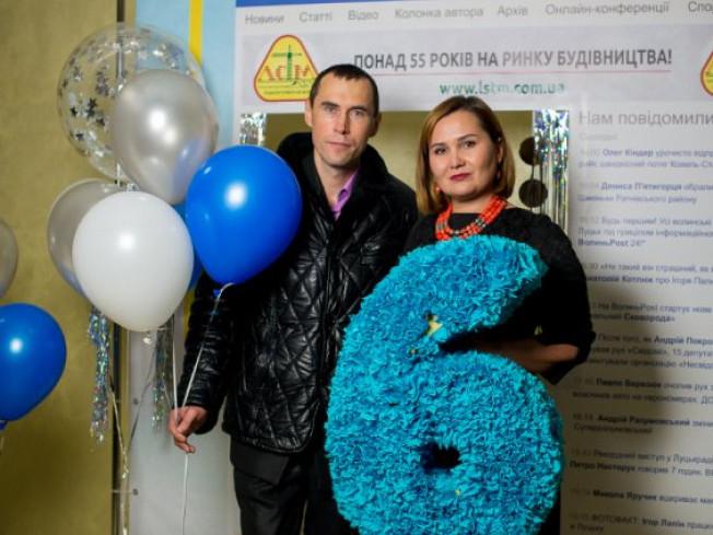 Сергій Абрамчук та Наталія Попова