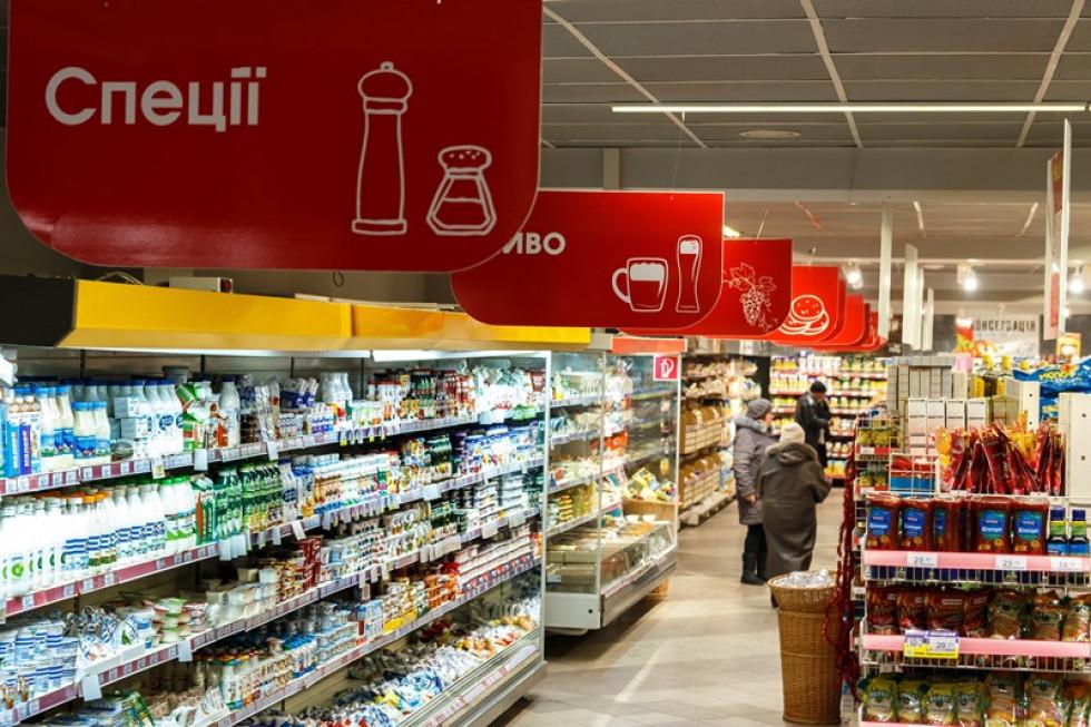 Супермаркет «Наш Край» – найбільший у місті Ковелі
