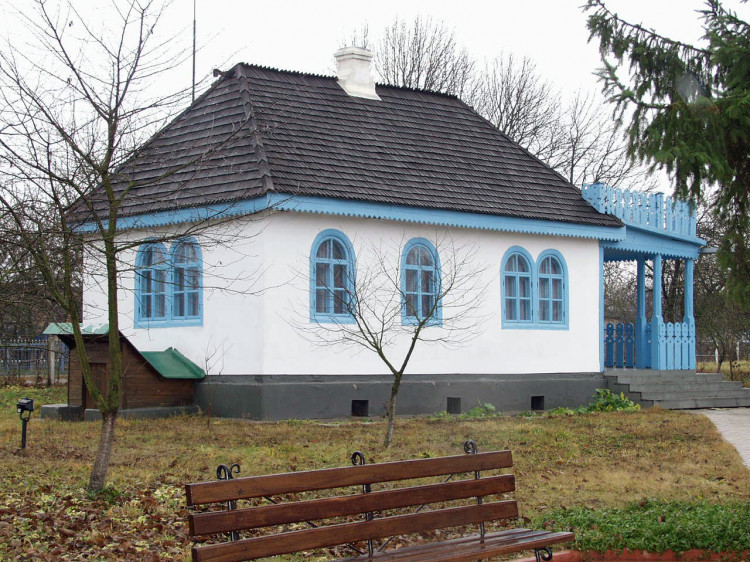 Будинок, де жила Леся Українка