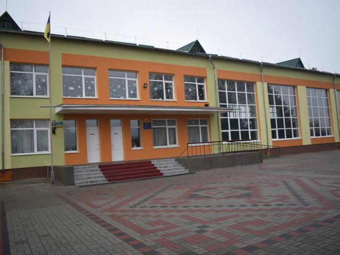 Школа у Голобах
