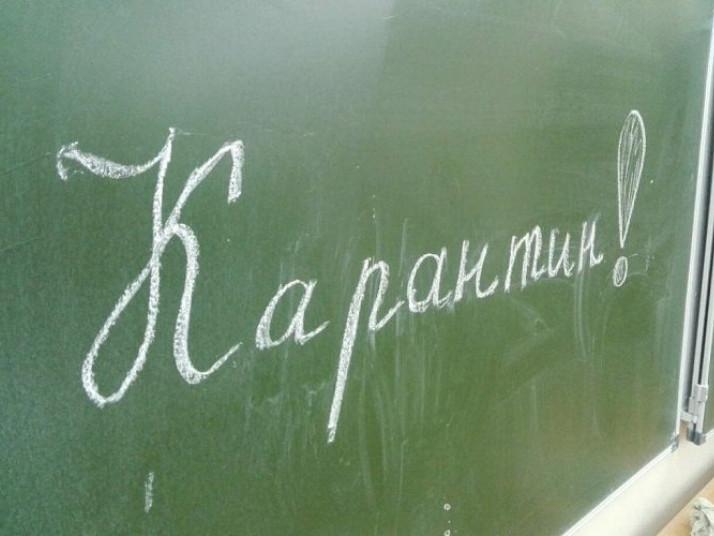 Через значні захворювання на кір, прикарпатські школи почали зачиняти на карантин