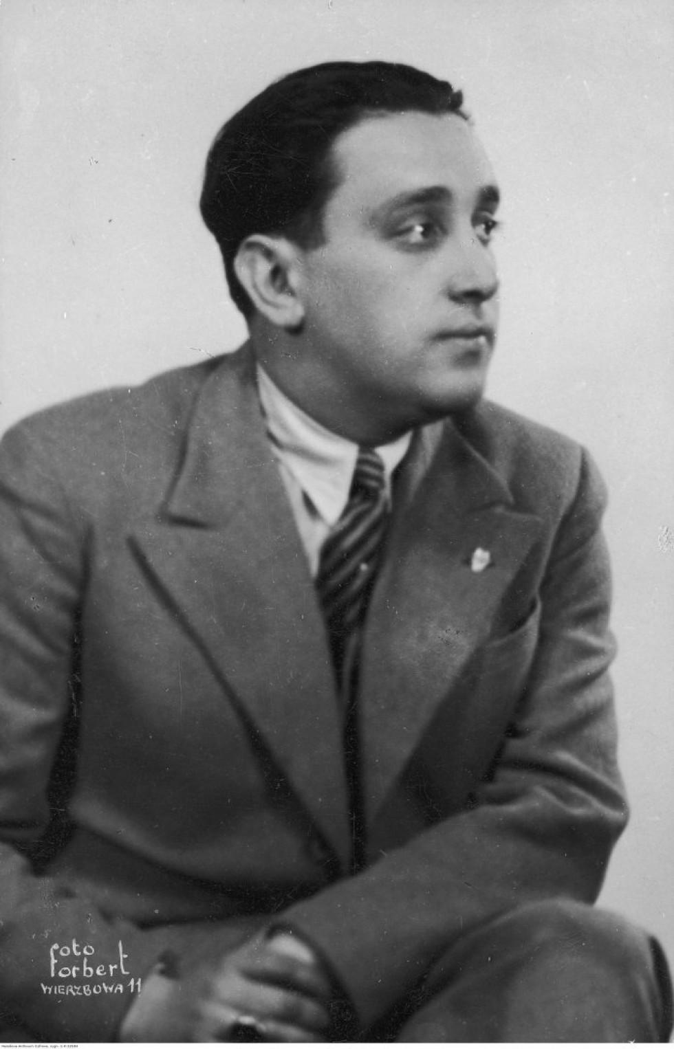 Михайло Вашинський. Фото 1929-1939 роки