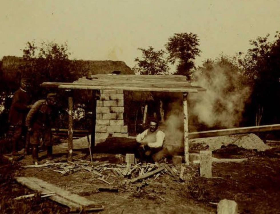 Село Воля-Любитівська, 1914-1918 рр.
