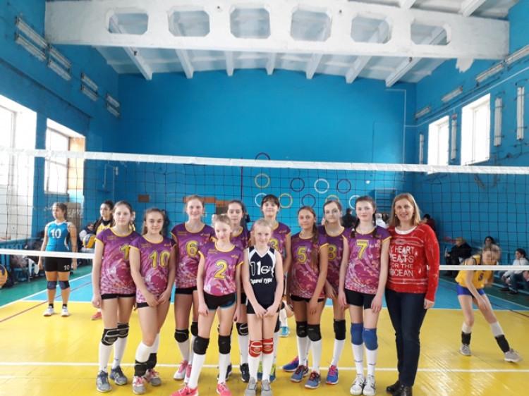Волейболістки команди