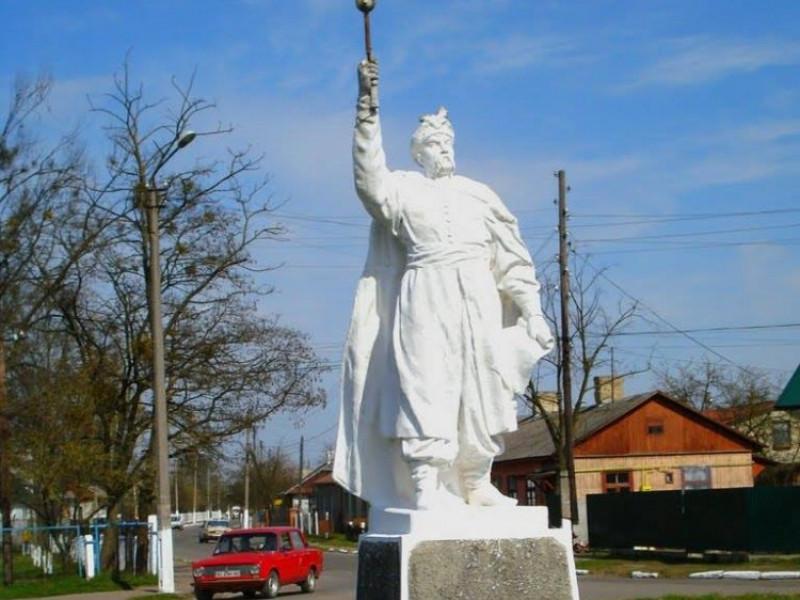 Пам'ятник Богдану Хмельницькому у Ковелі