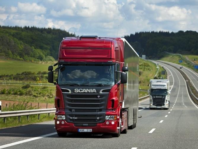 Обмеження на рух вантажівок