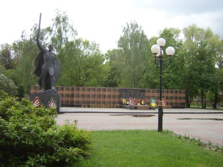Меморіал Слави у Ковелі
