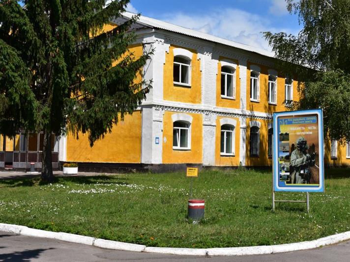 Над військовою частиноюА 1008, що дислокується у місті Володимирі-Волинському шефство візьмуть керівники всіх 16 районів Волині.