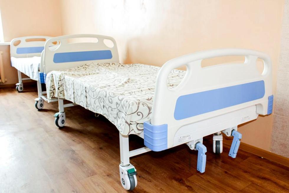 Отримані медичні ліжка