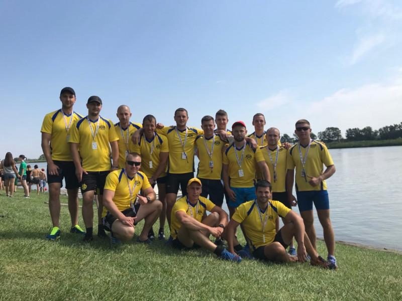 «Західний Вітер» на змаганнях в Угорщині