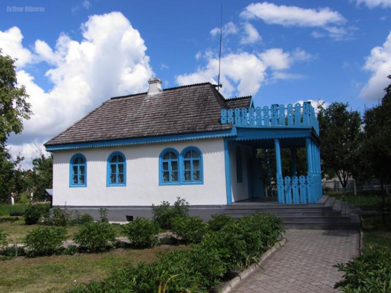 Музей-садиба Лесі Українки в Колодяжному