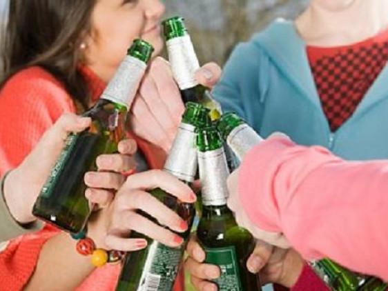 У Ковелі «застукали» двох дітей за вживанням спиртного