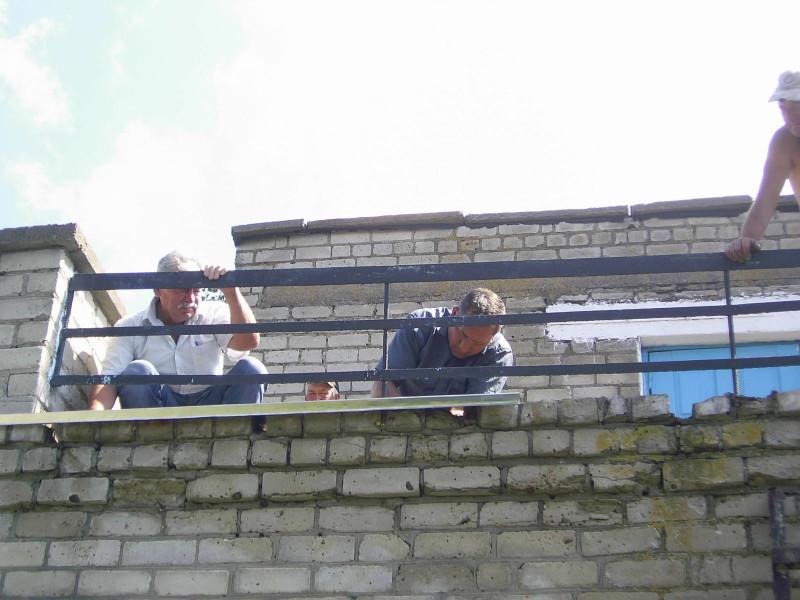 Кричевичі: відремонтували дах насосної станції
