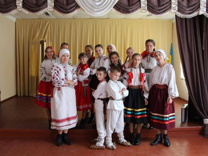 Фестиваль «Лісова пісня» у Колодяжному