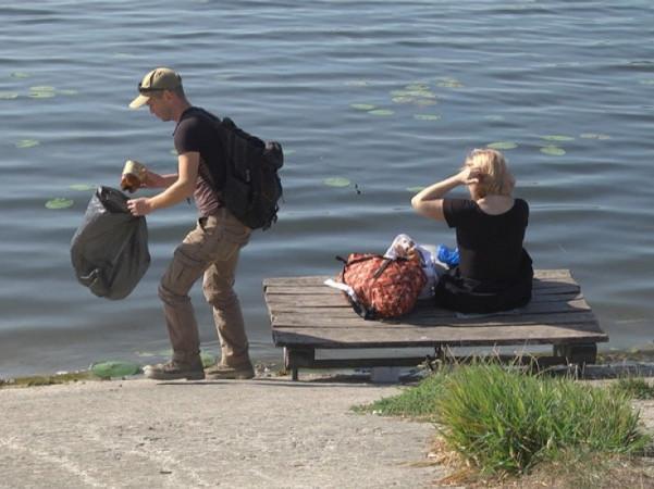 Міжнародний день чистих берегів У Ковелі