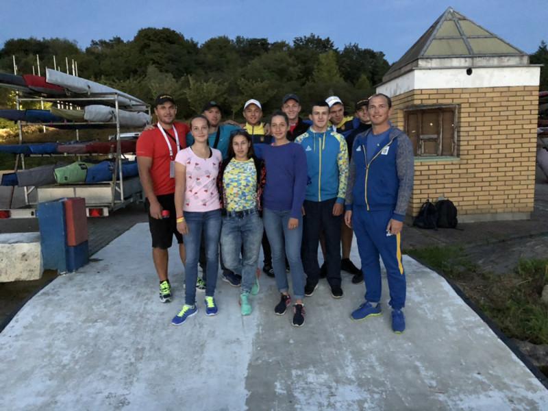 Ковельські веслувальники у Познані