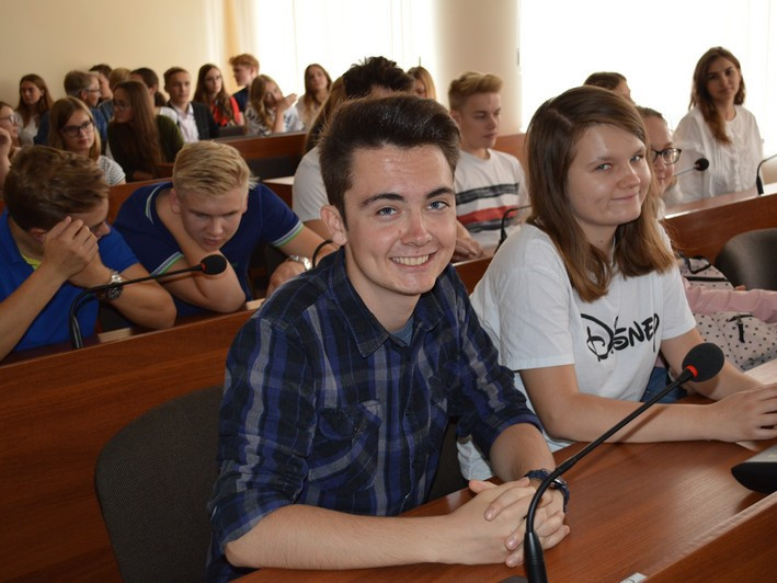 Молодь з Польщі та Німеччини побувала у Ковелі, щоб дізнатися про Україну