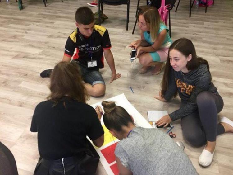 Проект «Погляд молоді на місто»
