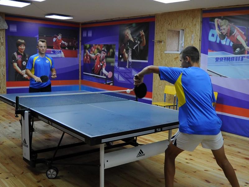 Ковельчанин Максим Гелюта на Миколаївщині здобув дві перемоги  на змаганнях з настільного тенісу
