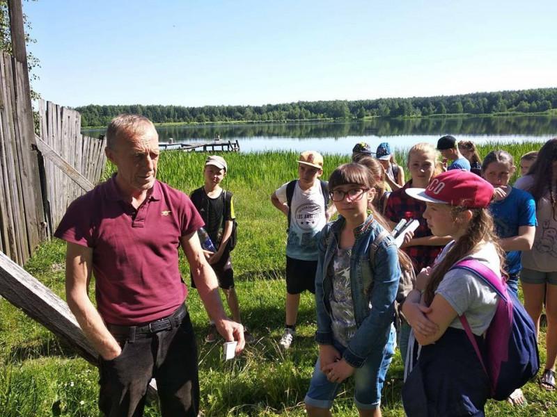 Волинська прокуратура відреагувала на скандал з Облапським озером