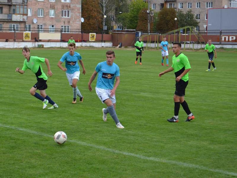 Юнаки ФЦ «Ковель-Волинь» перемогли гостей з Луцька, а доросла команда – програла