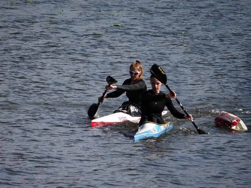 У Ковелі відбулись Всеукраїнські змагання з веслування на байдарках і каное