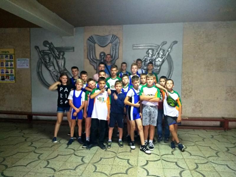 Вихованці Люблинецької ДЮСШ стали призерами чемпіонату Волині з важкої атлетики