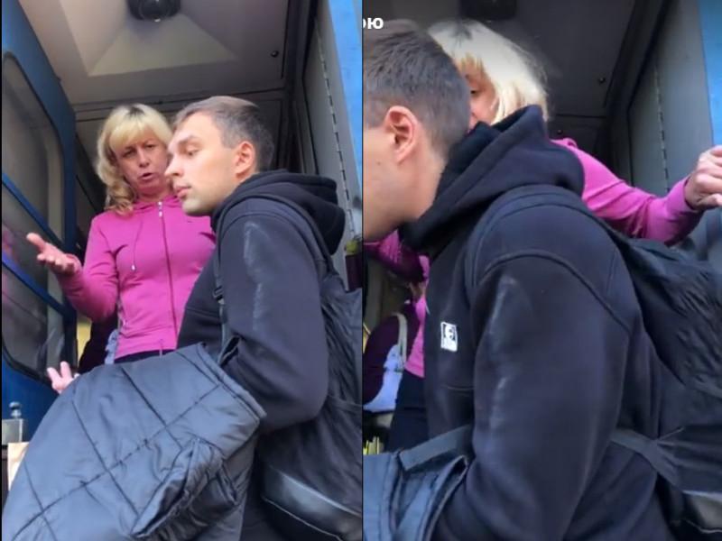 Начальниця поїзда «Ковель – Москва» виштовхнула пасажира з потягу на ходу