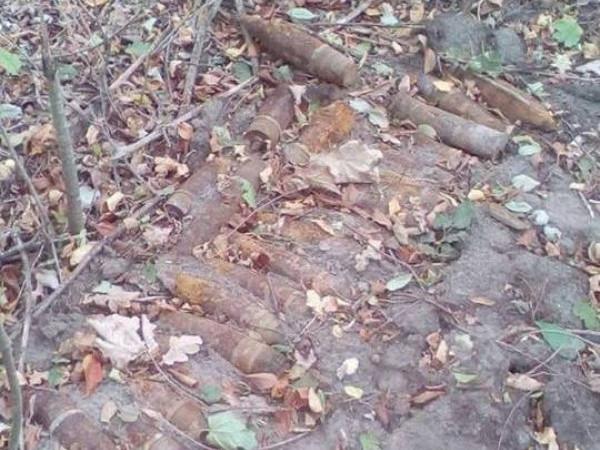 На Ковельщині піротехніками знешкоджено 26 вибухонебезпечних предметів минулої війни