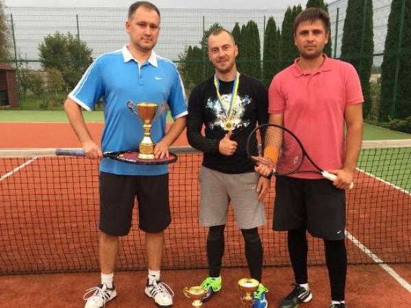 У Ковелі відбувся турнір з тенісу на кубок «Інтарсіо»