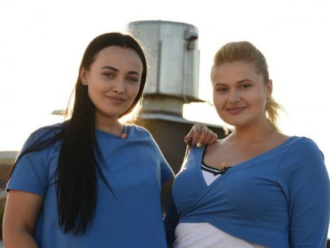 Катерина Ващук та Ганна Смірнова